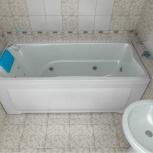 Установка и замена ванн, Красноярск