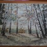 Картина в деревянной раме, Красноярск