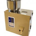 Весовой дозатор серии FM-R для сыпучих материалов, порошков, чая, Красноярск