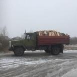 Дрова разных пород древесины, Красноярск