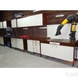 Комплект металлической мебели в гараж/мастерскую, Красноярск