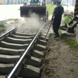 Ремонт, реконструкция, строительство жд подъездных путей, жд тупиков, Красноярск