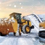Уборка и вывоз снега 18 куб, Красноярск