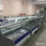 Б/у холодильные витрины с доставкой, Красноярск
