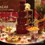 Шоколадный фонтан. Продажа шоколада, Красноярск