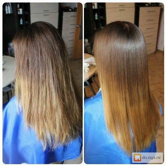 Лечение волос красноярск