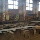 Плазменная резка металла, Красноярск