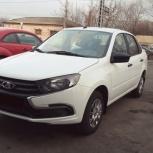 Аренда авто 600 руб/сутки, 2020 г.в. Lada granta, Красноярск