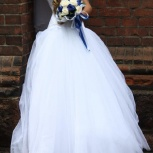 свадебное платье б/у. размер 40-42, Красноярск