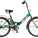 Велосипед АИСТ складной 24-201, Красноярск