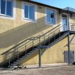 Лестницы уличные, внутренние в т.ч. винтовые, Красноярск