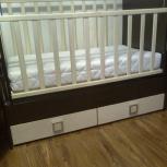 продам детскую кровать, Красноярск