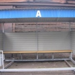 Автобусные остановки, Красноярск