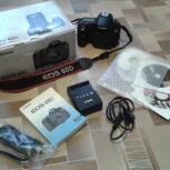 Продам фотокамеру Canon 60d body в отличном состоянии, Красноярск