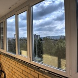 Балконы и лоджии любой сложности под ключ, Красноярск
