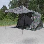 Палатка Куб 2,2х2,2х2,0 трансформер, Красноярск