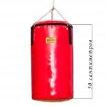 Боксерский мешок ( груша боксерская ) с цепями и карабином высота 50см, Красноярск