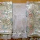 Продам шикарный комплект штор с держателями, Красноярск