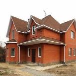 Строительство кирпичных домов, Красноярск