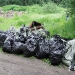 Строительный мусор, грунт вывезти, Красноярск