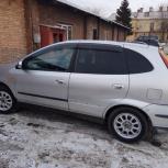 Аренда авто Nissan Tino, Красноярск