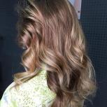 Модное окрашивание волос, Красноярск