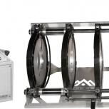 Аппарат для сварки полиэтиленовых труб, A1000, 630-1000 мм, Красноярск