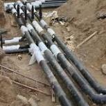 Водопровод для частного дома под ключ, Красноярск