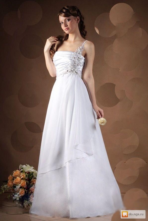 7ecf8d6e1f8 Свадебное платье новое Клеопатра
