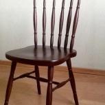 Продам итальянские стулья из красного дерева, Красноярск