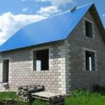 Комплект дачного домика 48 м2 из теплоблоков, Красноярск