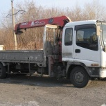 Услуги воровайки 5тн, Красноярск