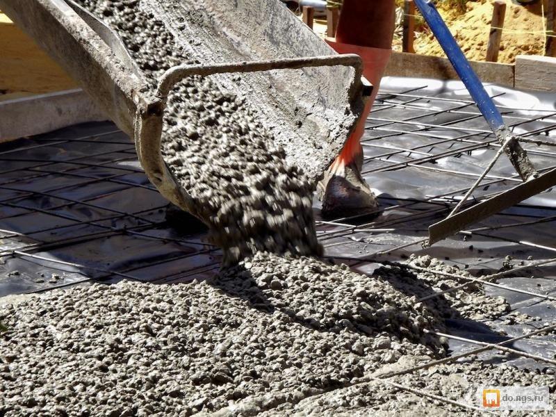 Бетон енисейска бетон железобетон и строительные растворы