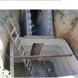 Строительство, Погреб монолитный, фундамент, монолитная плита,, Красноярск