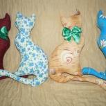 Креативная подушка-кошка, Красноярск
