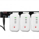 Зарядное устройство для трех аккумуляторов DJI Phantom 3 и 4, Красноярск