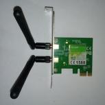 Wi-Fi адаптер TP-LINK 300 Мбит/с, Красноярск