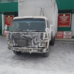 Автоотогрев, Красноярск
