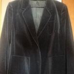 Импортный бархатный пиджак, Красноярск