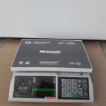 Весы торговые Mercury M-ER 326AC-32.5 LED Slim (без стойки), Красноярск