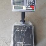 Весы напольные Mercury M-ER 335ACP-150.20 LCD (стойка), Красноярск