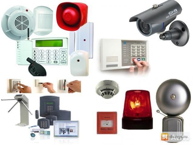 установка охранной сигнализации в квартире цена вечерних
