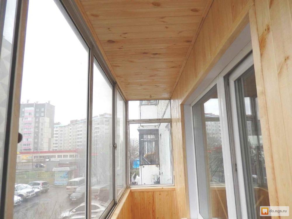 Отделочные работы, красноярск, утепление, обшивка балконов, .
