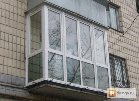 Купить балконы из алюминиевого профиля в нижнем новгороде от.