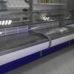 Холодильные витрины и лари., Красноярск