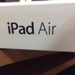 Новый iPad Air 16гб wi-Fi+ 4G белый в наличии, Красноярск