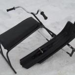 Лыжный модуль для мотобуксировщиков, Красноярск