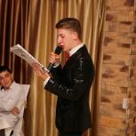 Ведущий на Новогодний корпоратив, Красноярск