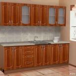 Кухонный гарнитур на 2.4 метра ит. орех N2, Красноярск