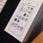 Apple iPhone 5s Gold 16Гб Новый в наличии, Красноярск